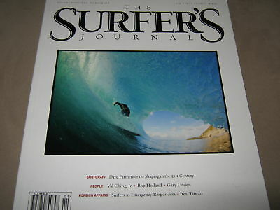 The SURFER'S JOURNAL Vol Nineteen 19 No # Six 6 NEW
