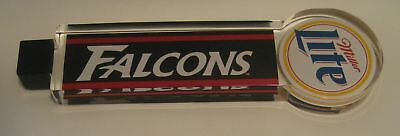 Miller Lite FALCONS tap handle