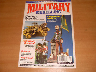 Military Modelling Magazine: April 1994
