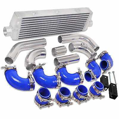 Alloy Front Mount Intercooler Fmic Kit Vauxhall Mk4 Opel Astra G Sri Gsi Z20Let