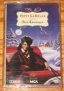 Patti Labelle This Christmas.Patti Labelle This Christmas New Cassette Tape