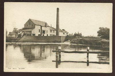 Leicestershire SILEBY The Mill PPC