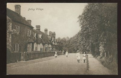 Staffs BETLEY Village early PPC