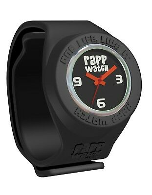 RAPP Watch Silicone Wristwatch - Slap and Wrap To Size rrp £15