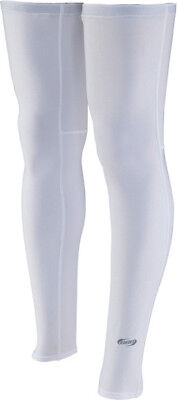 BBB ComfortLegs Leg Warmers BBW-91 White - XL