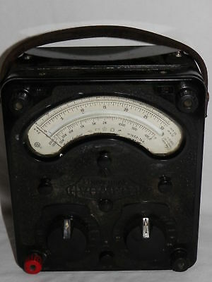 Universal Avometer Model 9 Mk Ii Made In England