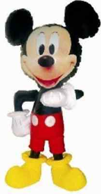 Official Disney Inflatable Mickey Mouse Blow Up 52cm