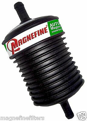 "Magnefine 1/2"" Inline Magnetic Transmission Filter"