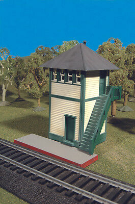 Bachmann 45237 - Thomas Train Scenery-HO Scale Mini Switch Tower Model
