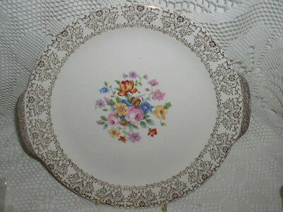 Royal China Royal Heirloom 22kGold Serving Platter