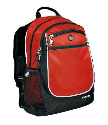 Ogio - Mx Carbon Back Pack  Red Rrp:$75 Bnwt Ktm