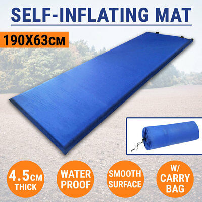 Brand New Self Inflated Air Bed Lightweight Hiking mat