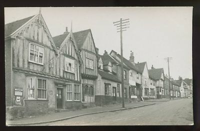 Suffolk LAVENHAM Post Office early RP PPC