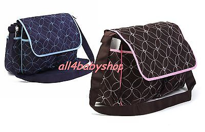 Baby Nappie Diaper Changing Bags 3 Colours NEW 041