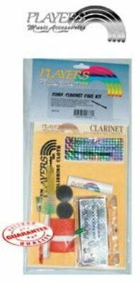 Players Super Saver Clarinet Care Cleaning Kit~MKHCC-SS