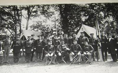 1911 Ancient Honorable Artillery Co Muster Photo Album