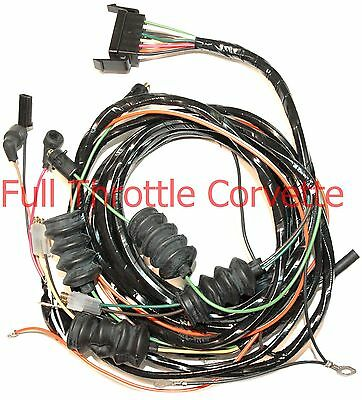 1966 Corvette Rear Lamp Body Wiring Harness