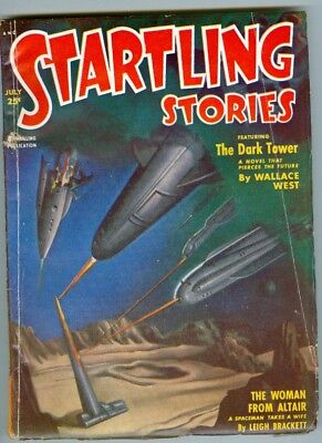 Startling Stories July 1951 The Dark Tower