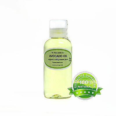 Pure Organic Avocado Oil Cold Pressed *free Shipping!*