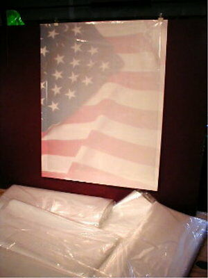 """Plastic Bags for Old Brochures,Pamphlets,Maps Storage Sleeves 4""""x9""""  100 ct New!"""