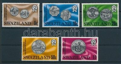 Swaziland stamp 1979 Coins MNH WS86468