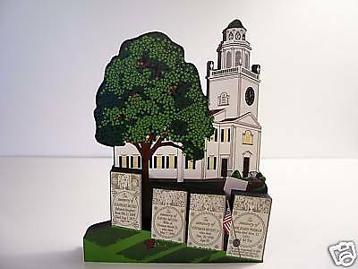 Old Church On The Hill Lenox Massachusetts Shelia's Collectible