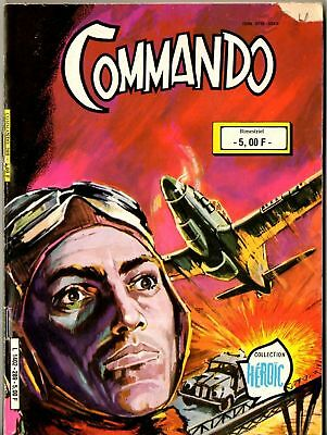 ~*~ COMMANDO n°289 ~*~ 1985 ~*~ AREDIT