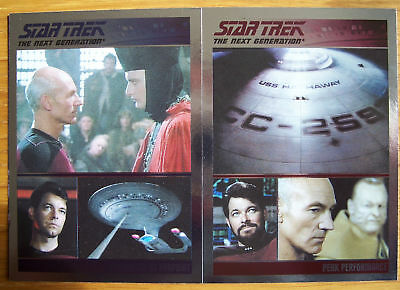 Complete Star Trek TNG Series One (1987-1991) Parallel Set