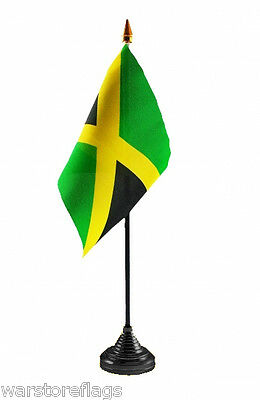 JAMAICAN TABLE FLAG desktop JAMAICA KINGSTON CARIBBEAN