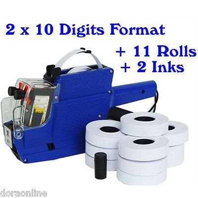 Shop Market Business Price Pricing Guns Labeller + 11 Roll Labels