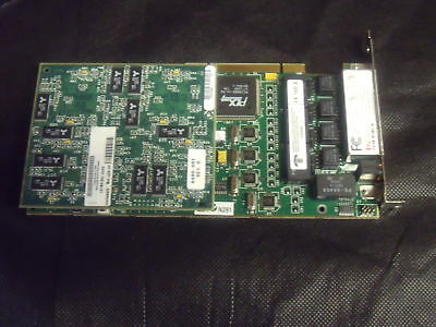 Dell 128K 4 Port 8A ISDN Modem Card PCI 2663D