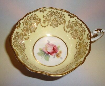 Paragon Yellow & Rose Center Cup Only