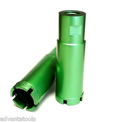 "1-1/2"" Wet Diamond Core Drill Bit for Granite Marble Stone Premium Grade"