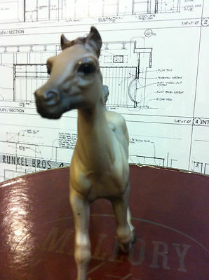 "Vintage Breyer Molded Pony - 7"" Tall * 7"" - 1970's"