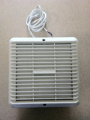 """Window Extractor Fan - 6"""" 150mm with Automatic Shutter"""