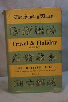 Old The Sunday Times Travel Holiday Guide British Isles