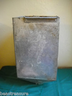 Vintage Hoosier Cabinet Slide Out Flour Bin 1900 1950 A merican made