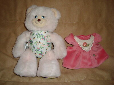 "Fisher Price Briarberry Plush Bear Berrylynn 9.5""Tall"