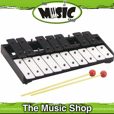 Mitello 17  Note Glockenspiel with Beaters - UE440 New