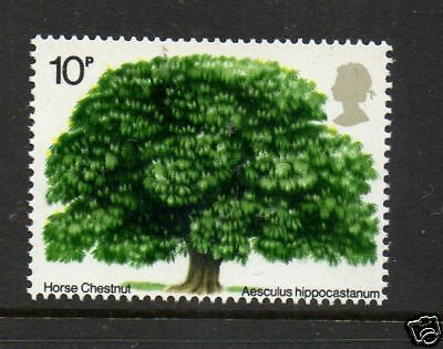GB 1974 British Trees 2nd issue MNH mint stamp