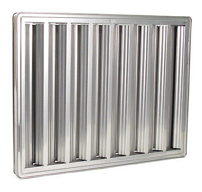"Hood Filter 20"" x 25"" Stainless Steel CHG FS50-2025-HD NFPA 31205"