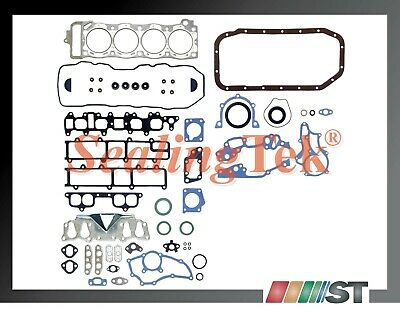 Fit 85-95 Toyota 2.4L SOHC 22R 22RE 22REC Engine Full Gasket Set Kit 22R-E truck