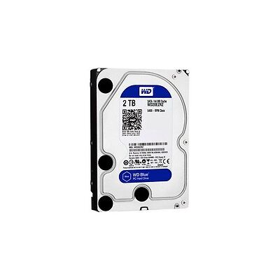 "Brand New Western Digital WD 2TB 64M Cache SATA3 Blue 3.5"" HD"