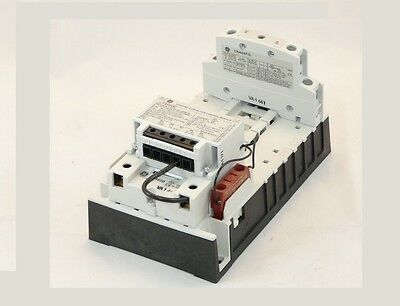 New GE CR460B 2 wire Mechanically Held 2p Lighting Contactor 120V CR463M20CJA