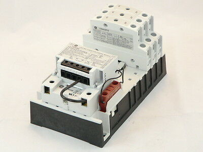 NEW GE CR460B 2 wire Mech Held 6p Lighting Contactor 120v coil CR463M60CJA