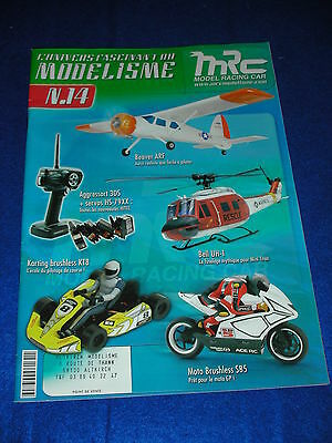 CATALOGUE des PIECES de L'UNIVERS FASCINANT du MODELISME n°14 mrc THUNDER TIGER