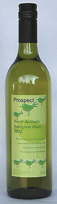 South Australian Sauvignon Blanc White Wine - 1 dozen