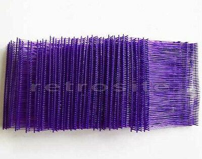 "5000 PURPLE Price Tag REGULAR Tagging Gun 3"" Barbs Fasteners BEST QUALITY"