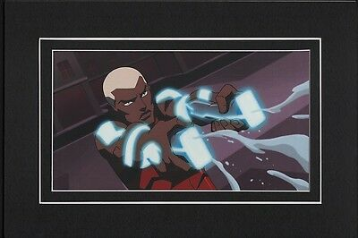 AQUALAD MATTED PRINT YOUNG JUSTICE Animated
