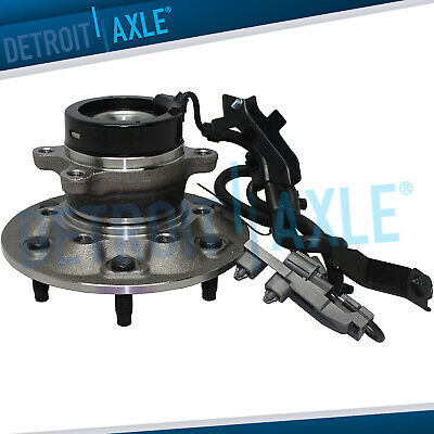New FRONT Driver SIDE Wheel Hub Bearing ASSEMBLY w/ ABS - 2WD